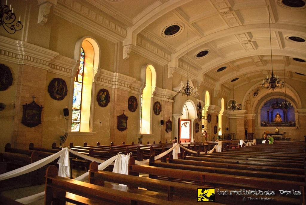 Lakbay LENTE: Nuestra Señora Virgen Del Rosario Church In