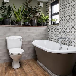 صور اجمل ديكورات حمامات 2019