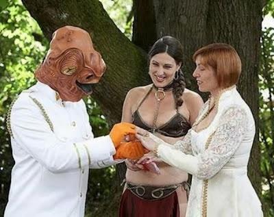 Odd And Weird Wedding Officiant