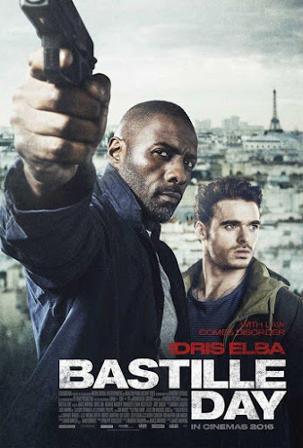 Bastille Day (BRRip 1080p Ingles Subtitulada) (2016)