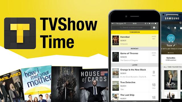 TVShow Time ile Yabancı Dizileri Düzenli Bir Şekilde Takip Edin