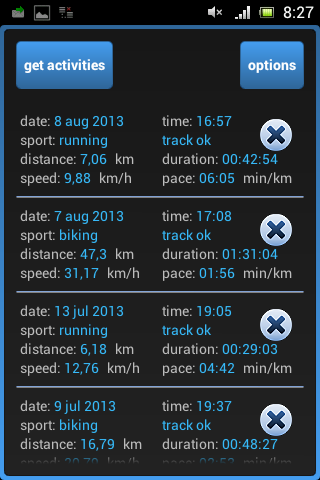 Mikael Karlsson: How to upload your Garmin watch data to