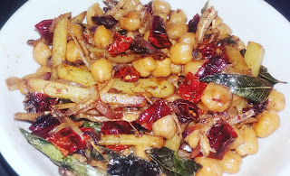 Resepi, kacang kuda, chickpeas, sumber protein, karbohidrat, fiber, serat, qiya saad,
