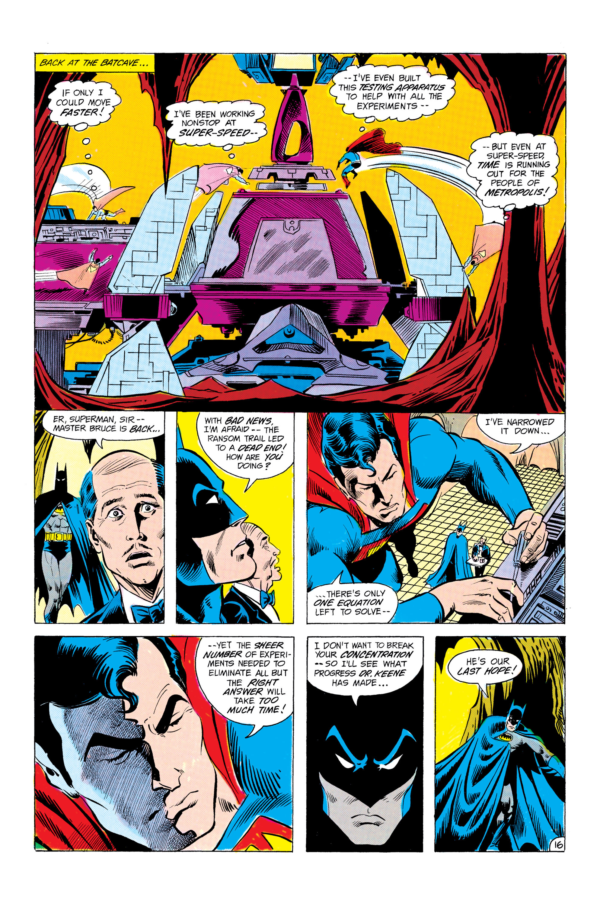 Read online World's Finest Comics comic -  Issue #303 - 17