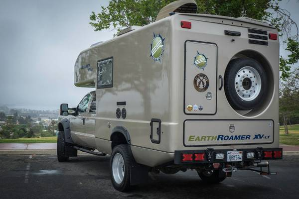 Four Wheel Camper >> Used RVs 2008 EarthRoamer XV-LT Adventure RV For Sale by Owner