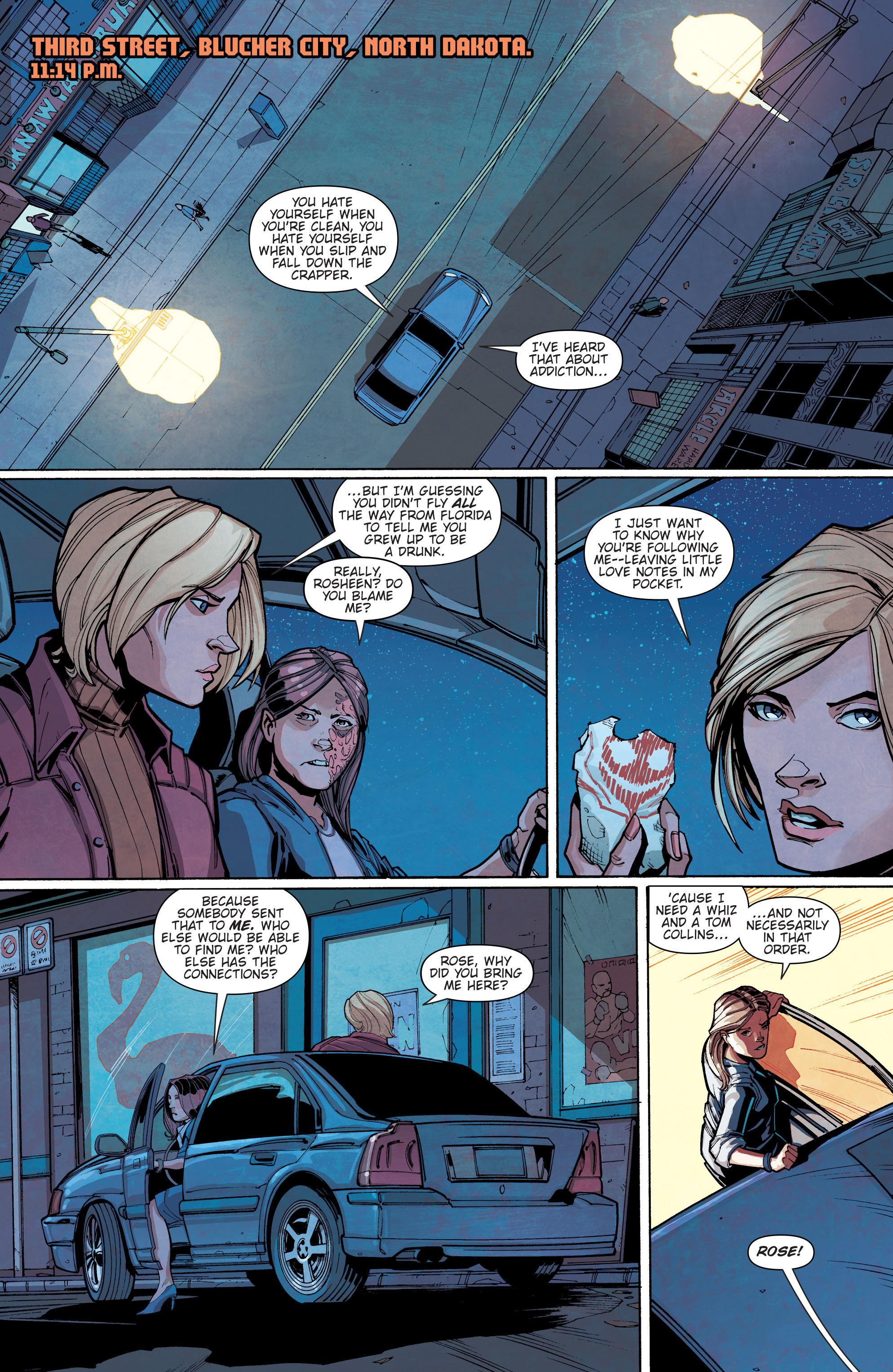 Read online Slash & Burn comic -  Issue #4 - 2