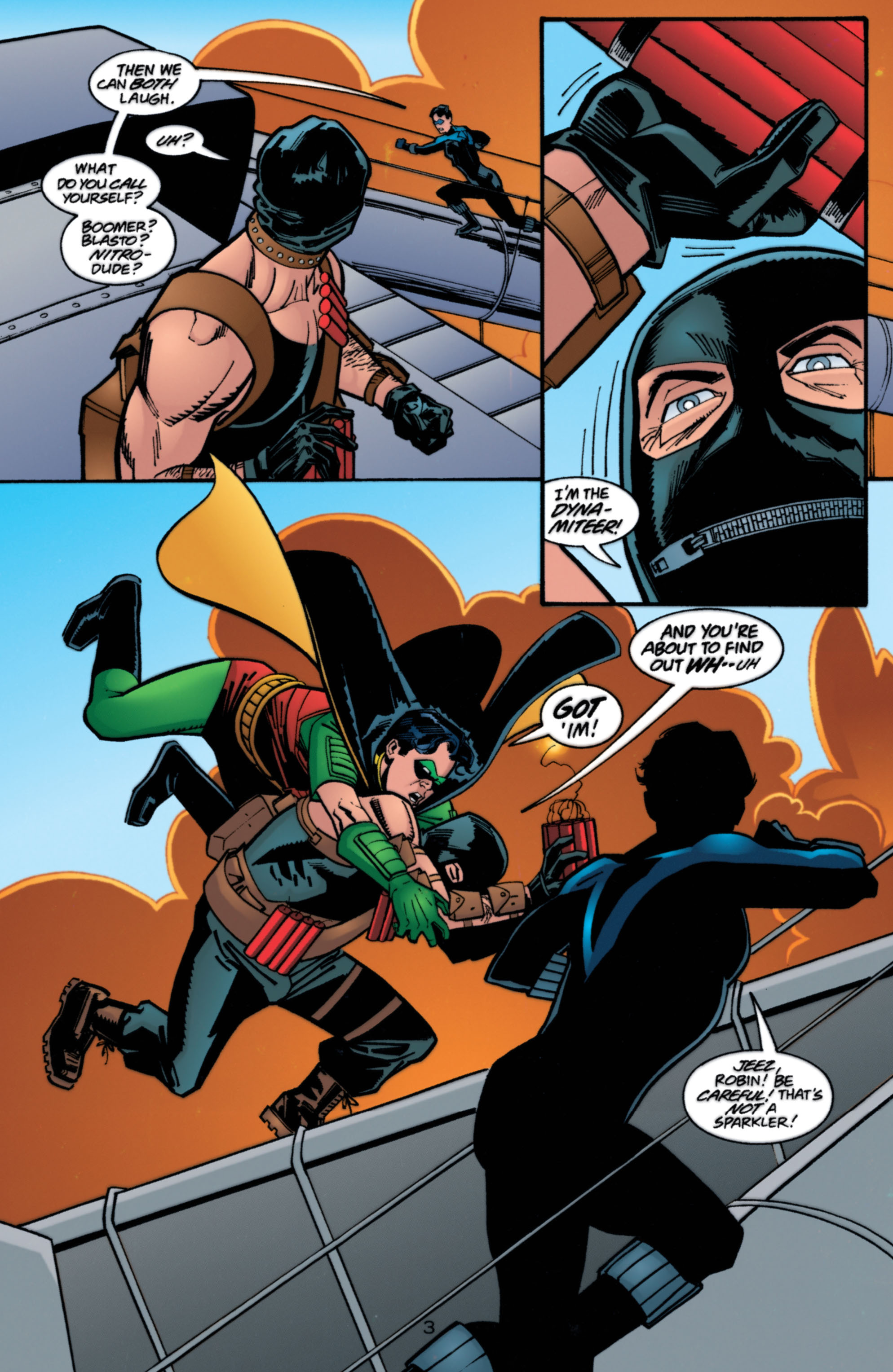 Detective Comics (1937) 728 Page 3