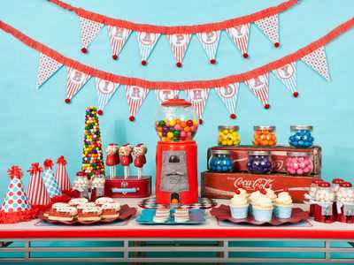 boys birthday party decorating ideas