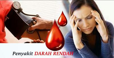 4 Penyebab Utama Sakit Darah Rendah