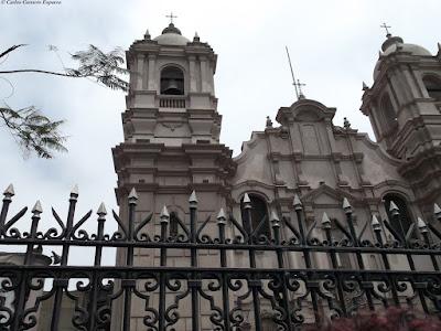 Las Nazarenas Church, knowing Lima, Lima city tour, Religious Buildings