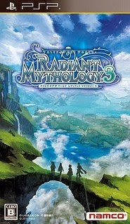 Tales of The World Radiant Mythology 3 PPSSPP Iso Android