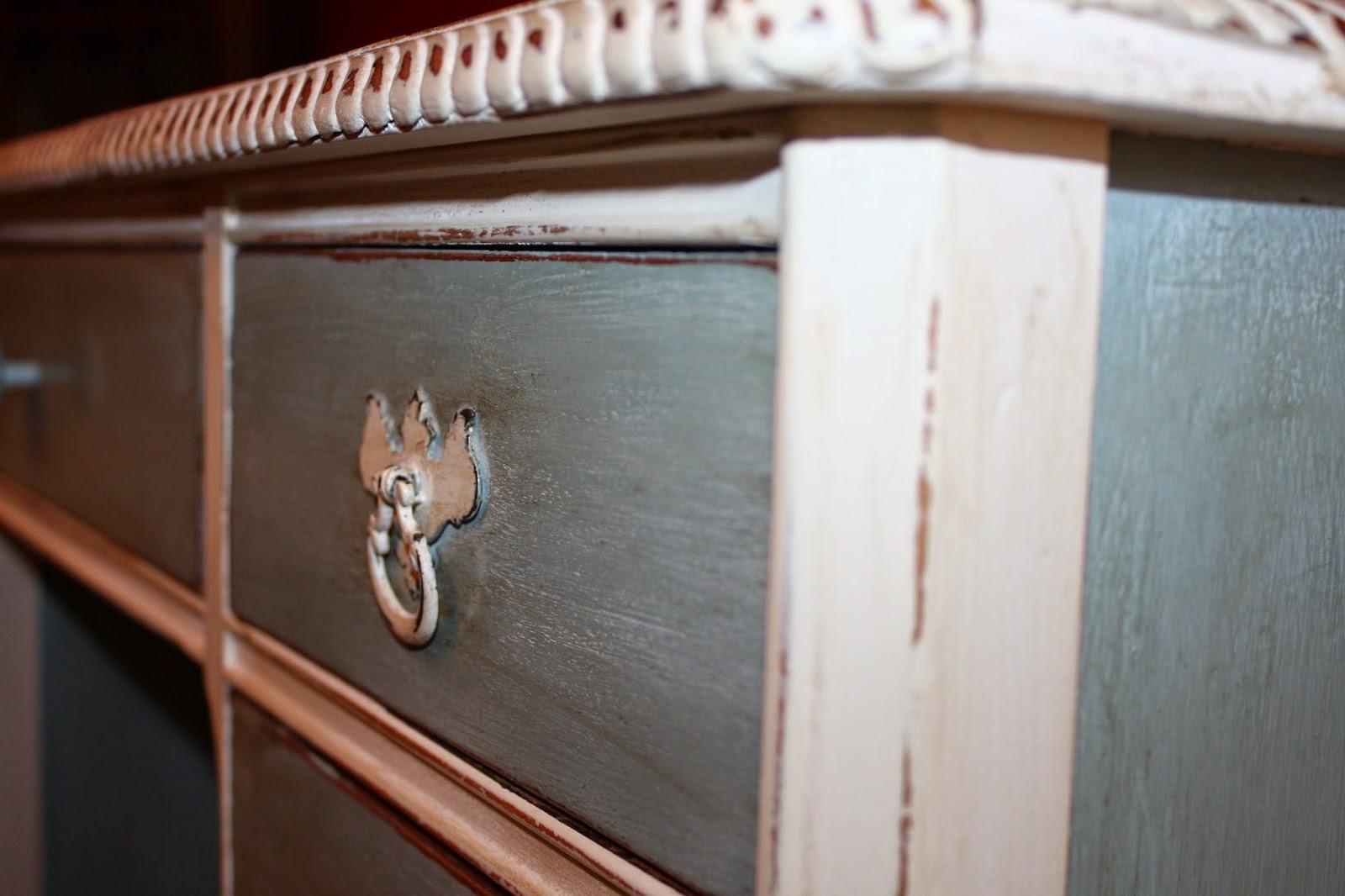 Antique Twin Pedestal Desk Sold