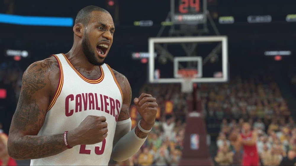 NBA 2K17 Patch 1.05 Released (PC, PlayStation 4 & Xbox One)