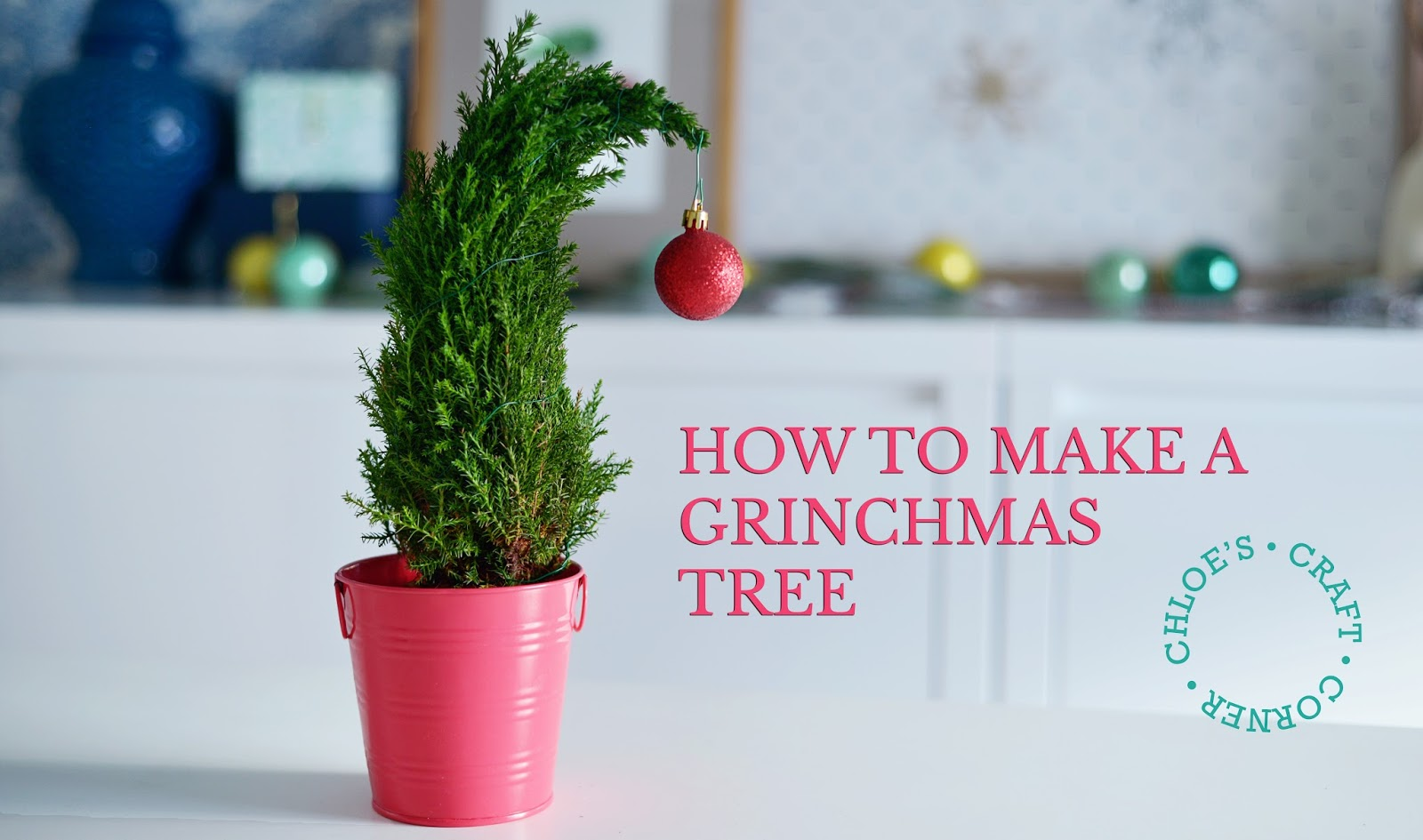 how to make a grinchmas tree | Ramblingrenovators.ca