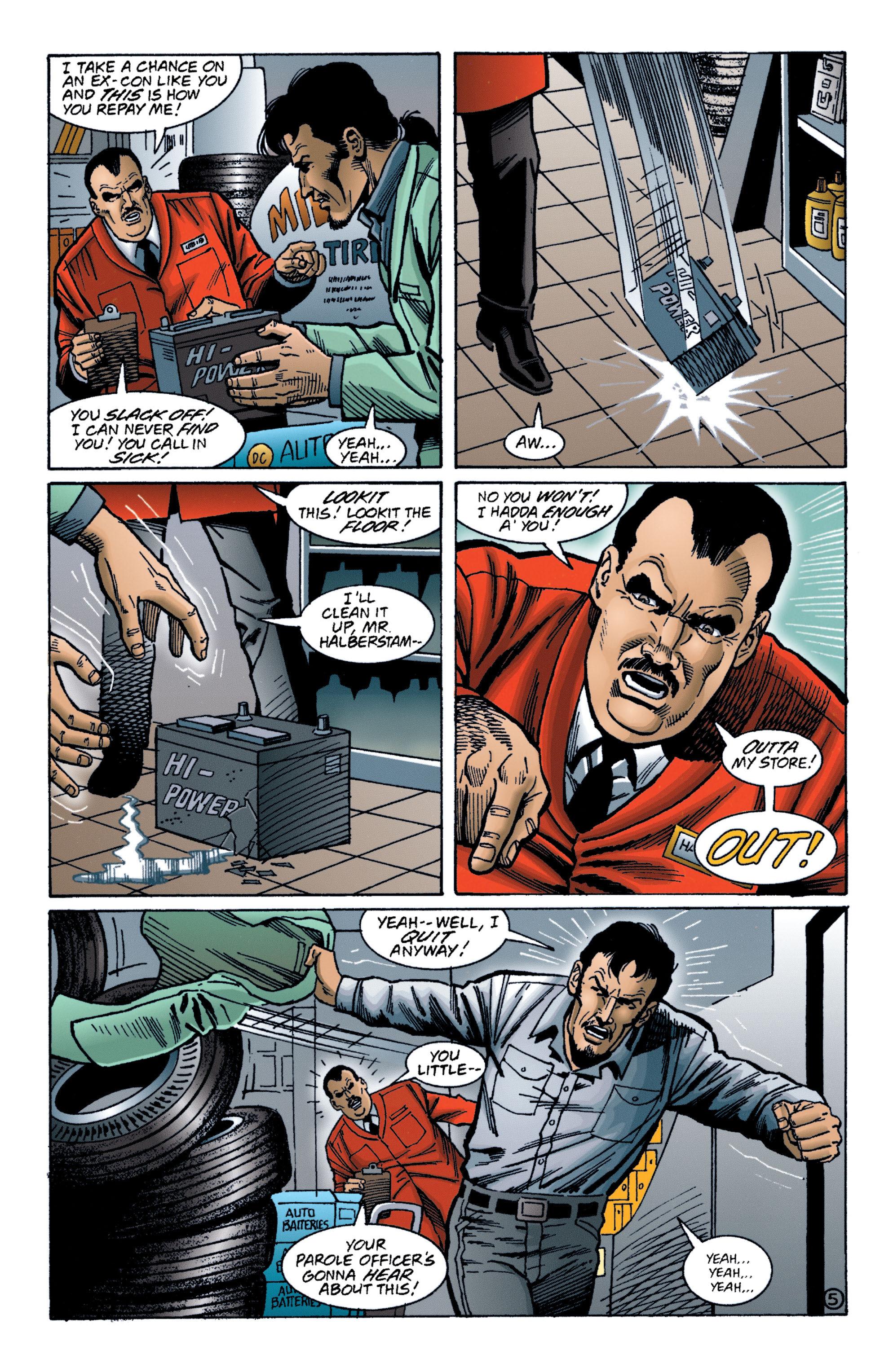 Detective Comics (1937) 716 Page 5