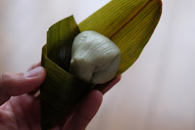京都の和菓子 麩嘉(ふうか) 錦市場店 麩まんじゅう美味しい!