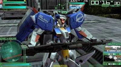 Gundam Battle Universe Iso PPSSPP