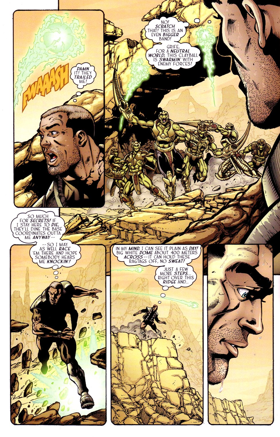 Read online Sigil (2000) comic -  Issue #15 - 10