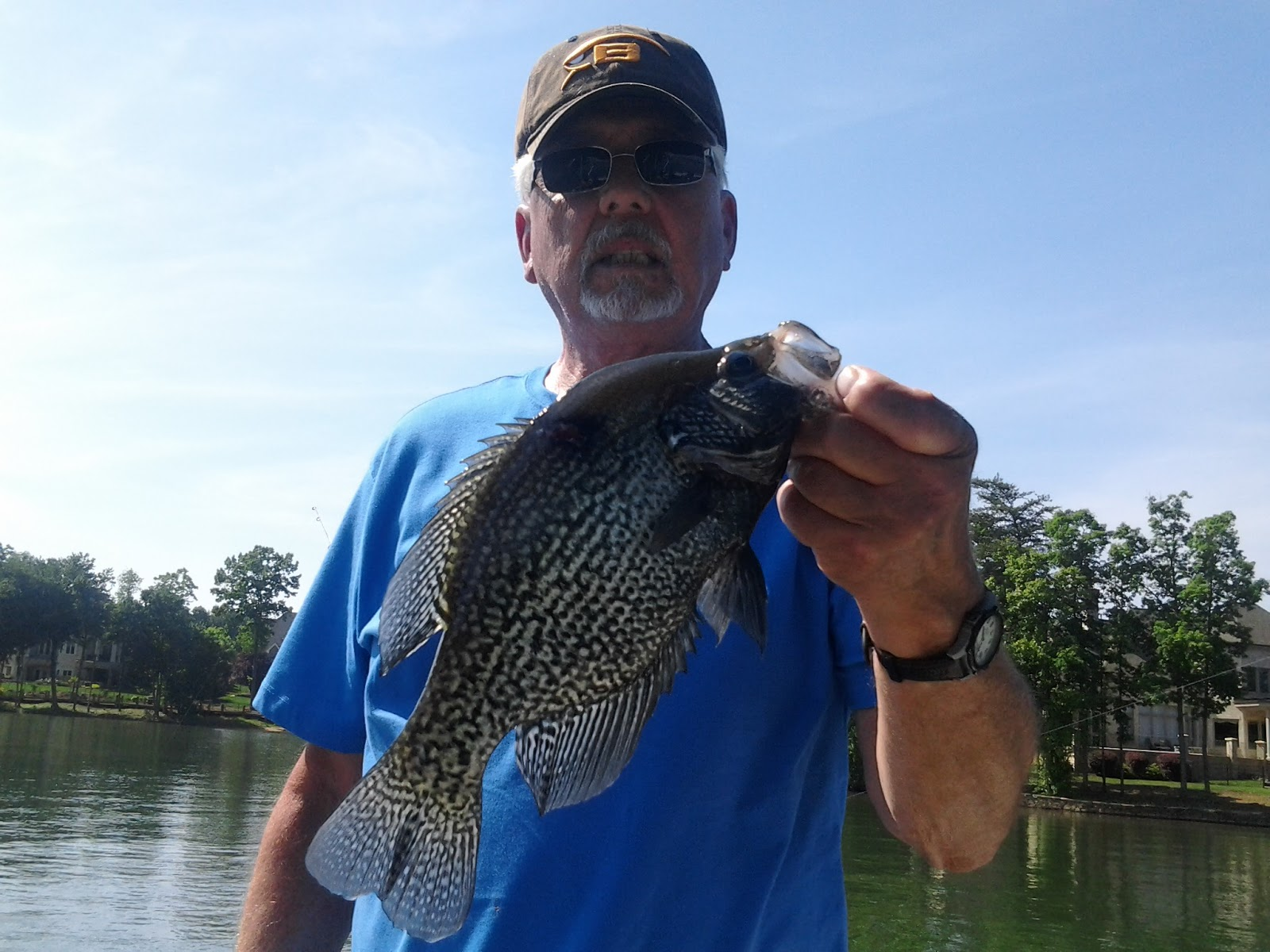 Jakes fishing facts crappie may be disappearing on lake for Lake norman bass fishing