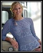 Vyazanie spicami dlya jenschin ajurnii pulover so shemoi i opisaniem vyazaniya (1)