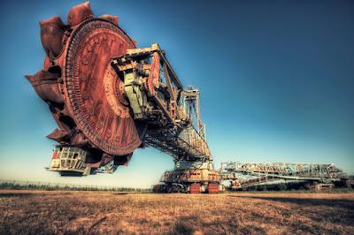 Bagger 288, Kendaraan Darat Terbesar di Dunia