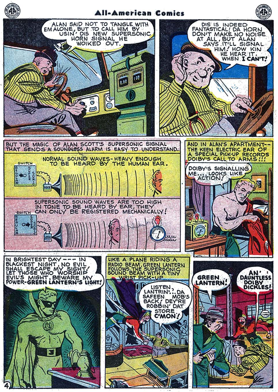Read online All-American Comics (1939) comic -  Issue #68 - 6