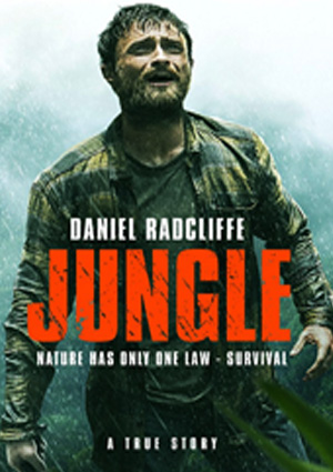 Film Jungle (2017) Petualang Hutan Rimba - Daniel Radcliffe