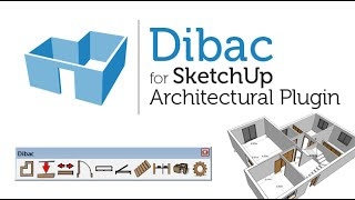 Software: Dibac full version for sketchup pro-2017-2018