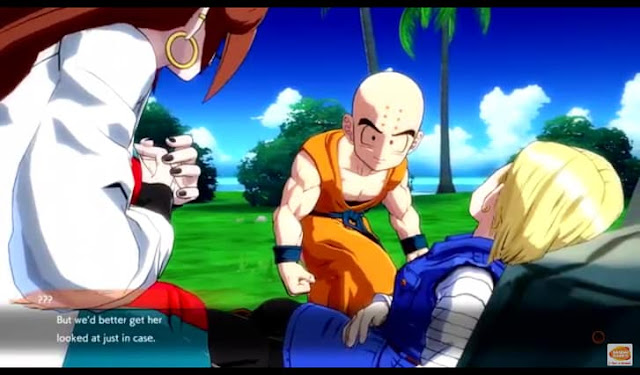 First screenshot from Trailer for Android 21