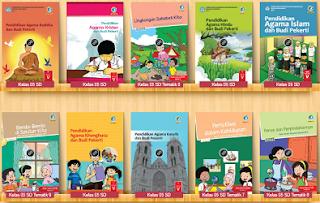 Buku Paket Kelas 5 Kurikulum 2013 Revisi Terbaru
