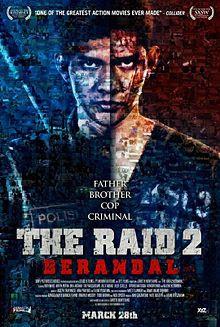 Download The Film Raid 2 Berandal (2014) Bluray Full Movie