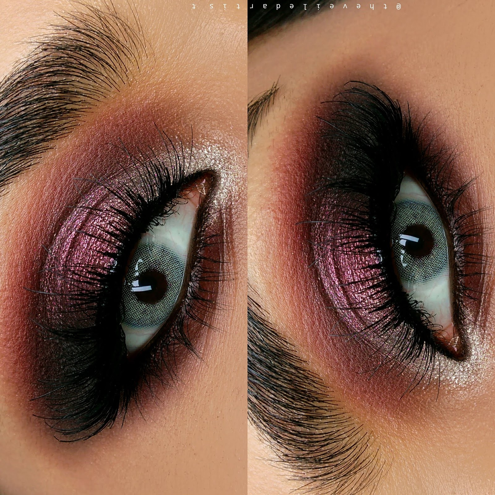 Fall Appropriate Glam Makeup Tutorial Beginner Friendly The