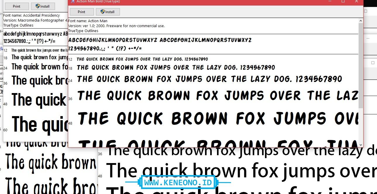 FontPack