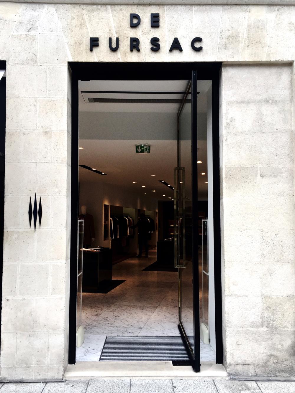 nouvelle boutique de fursac bordeaux costume