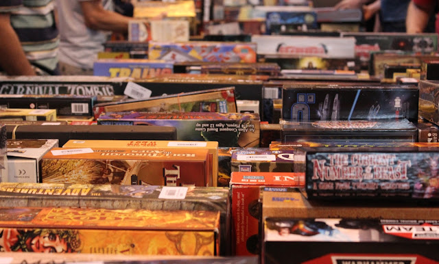 Board game bring and buy at UKGE