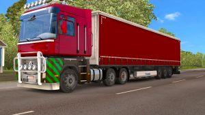 Red Krone trailer mod