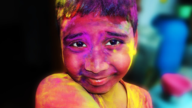 The story of Happy Holi day 2019