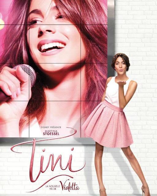 """[ZAPOWIEDŹ] """"Tini – El Gran Cambio de Violetta"""""""