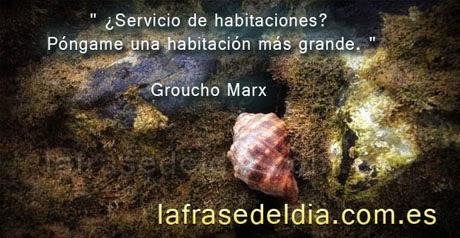 citas famosas de Humor, Groucho Marx