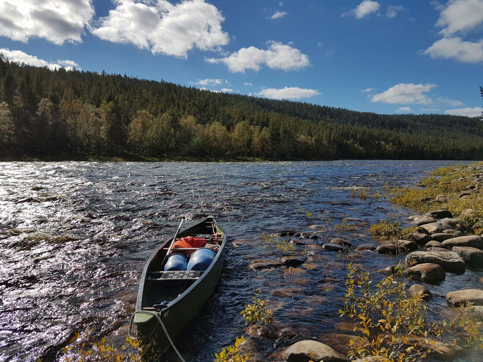 Récit : Canoé et pêche en Laponie Finlandande sur la rivière Ivalojoki IMG-20160827-WA0000