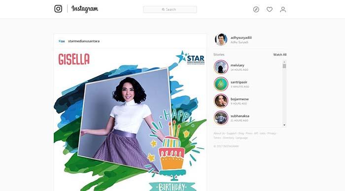 Instagram Story Kini Hadir Di Instagram Web Desktop