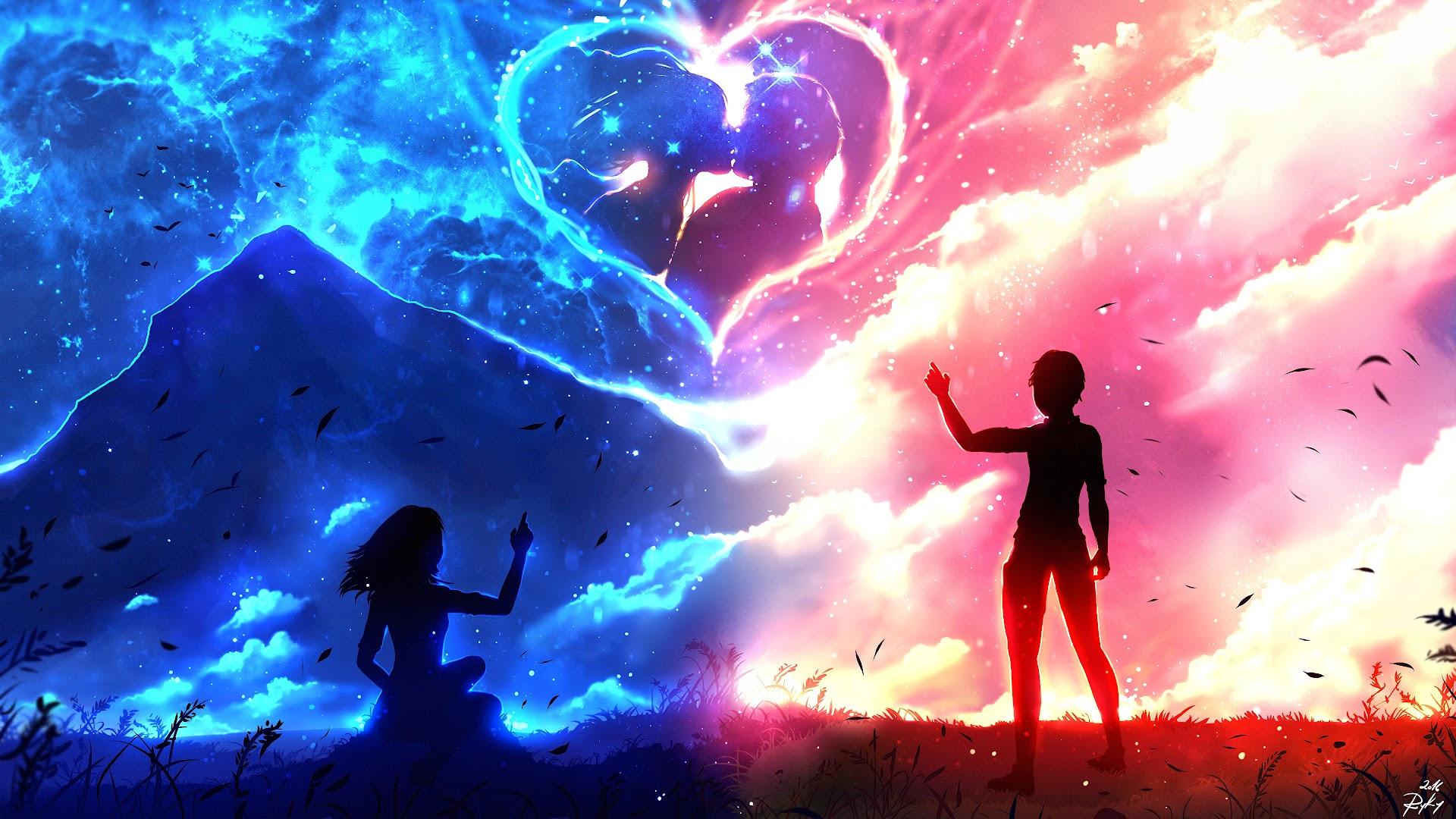 11+ Gambar Anime Galaxy - Gani Gambar