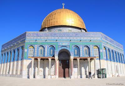 Jérusalem, Dôme du rocher