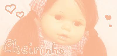 Restauração da boneca Bebê Cheirinho
