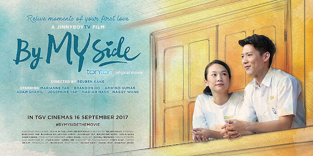 Sinopsis Film Malaysia By My Side (2017)