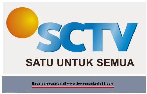 lowongan SCTV