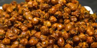काले छोले रेसिपी - Kaale Chole - How to Make Black Chole at Home, Kala chana, masala