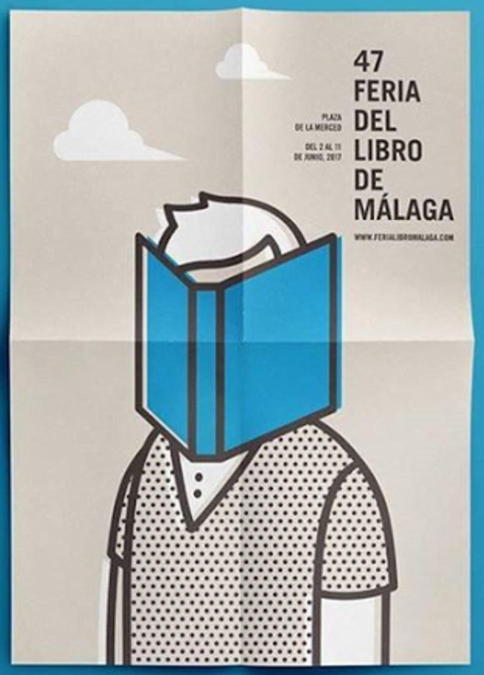 Aumor comienza la feria del libro de m laga 2017 for Feria outlet malaga 2017