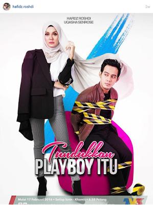 OST Tundukkan Playboy Itu, Tak Ada Sepertimu