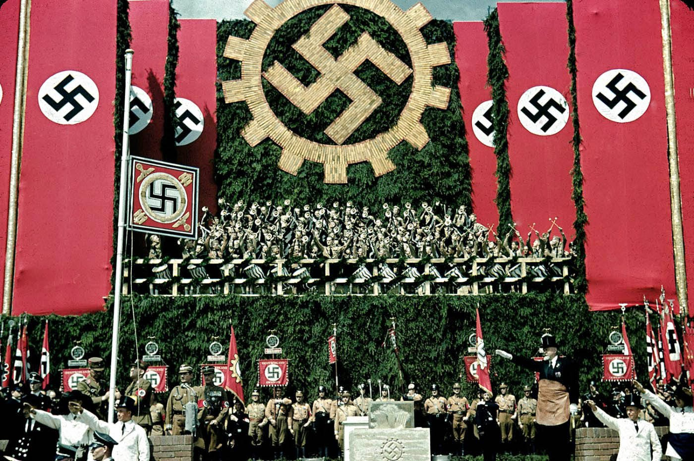 Color Photos From Pre War Nazi Germany
